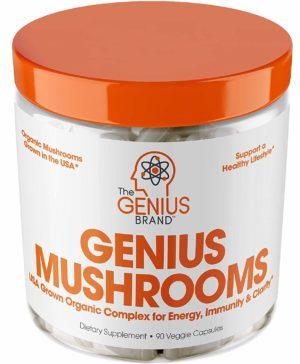 The Genius Brand Energy Pills