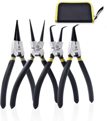 U-pick Snap Ring Pliers Sets