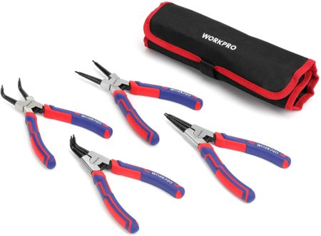 WORKPRO Snap Ring Pliers Sets