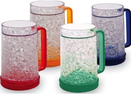Cypress Home Freezer Mugs