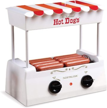 Nostalgia Hot Dog Cookers