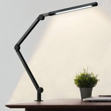 AmazLit Swing Arm Desk Lamps
