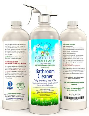 Good Life Solutions Automatic Shower Cleaners