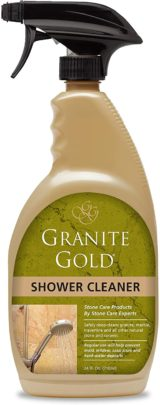 Granite Gold Automatic Shower Cleaners