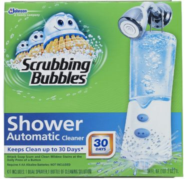 Scrubbing Bubbles Automatic Shower Cleaners