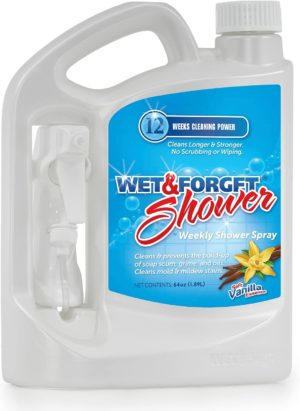 WET & FORGET Automatic Shower Cleaners