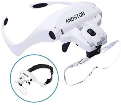 ANDSTON Headband Magnifiers
