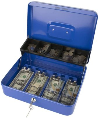 KYODOLED Cash Boxes
