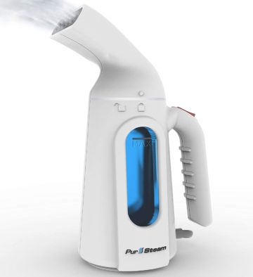 PurSteam Handheld Steamer Travel Steamers for Clothes